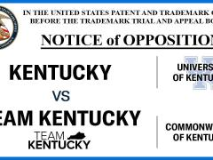 维护商标的权益 肯塔基州正在进行一场商标大战#美国商标注册。